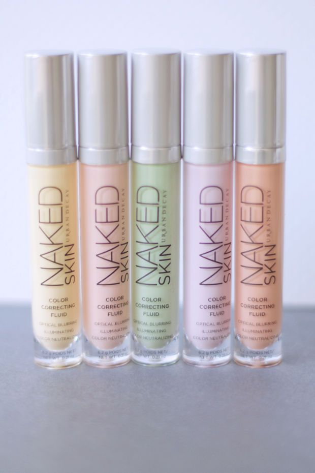 New Urban Decay Naked Skin Color Correcting Fluid. http://beautyeditor.ca/2016/04/15/best-new-beauty-products-april-2016