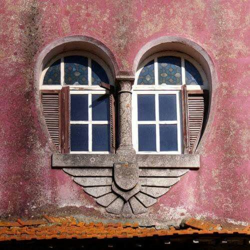 I would love to have a window just like this one.