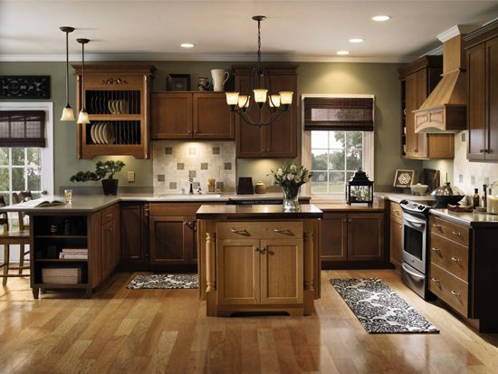 Schrock Menards Showcase Gallery Kitchen Kitchen Pinterest Kitchens