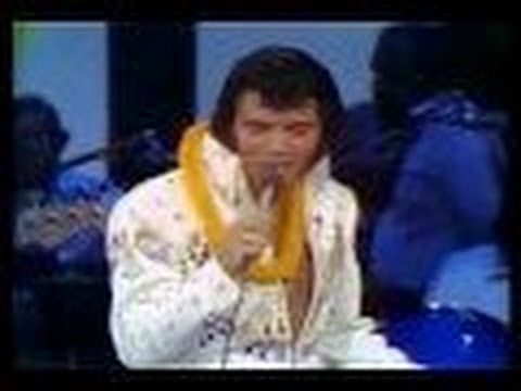 ELVIS - BLUE SUEDE SHOES - HAWAII - 14 JANVIER 1973