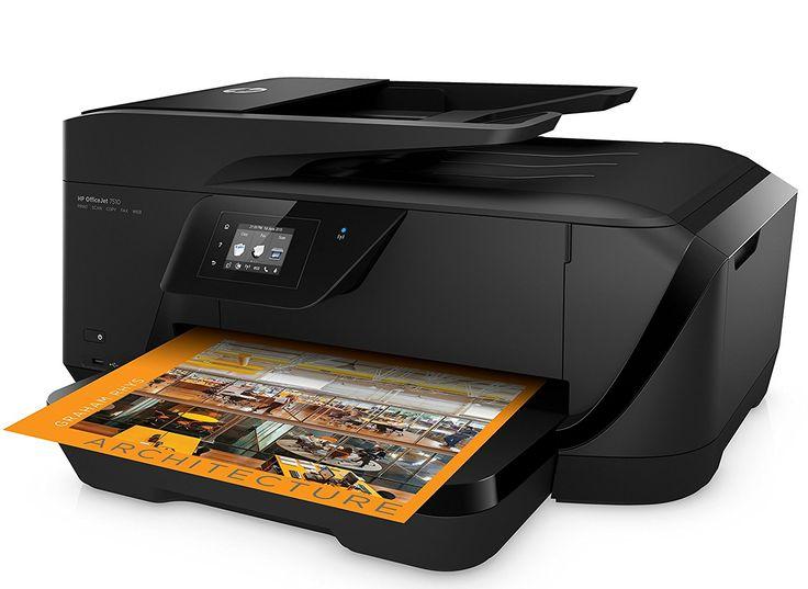 Imprimante jet d'encre marque HP. #imprimante #imprimantebureau #imprimantejetdencre #imprimanteHP