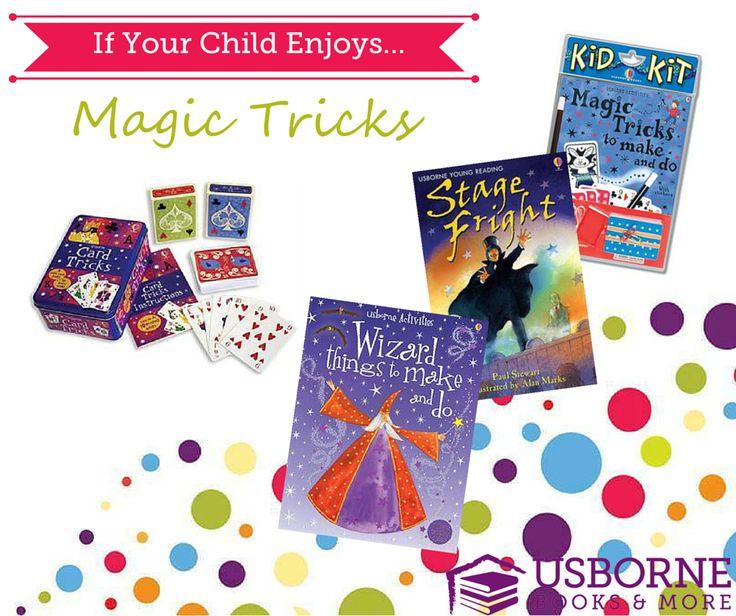 Best of Usborne Magic Tricks Books
