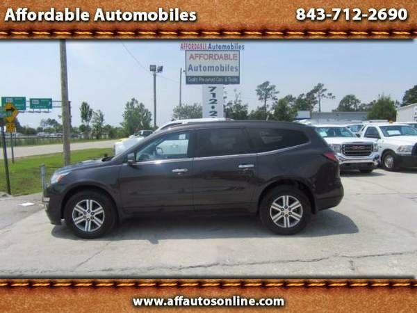 2015 Chevrolet Traverse 1LT FWD (Affordable Automobiles)