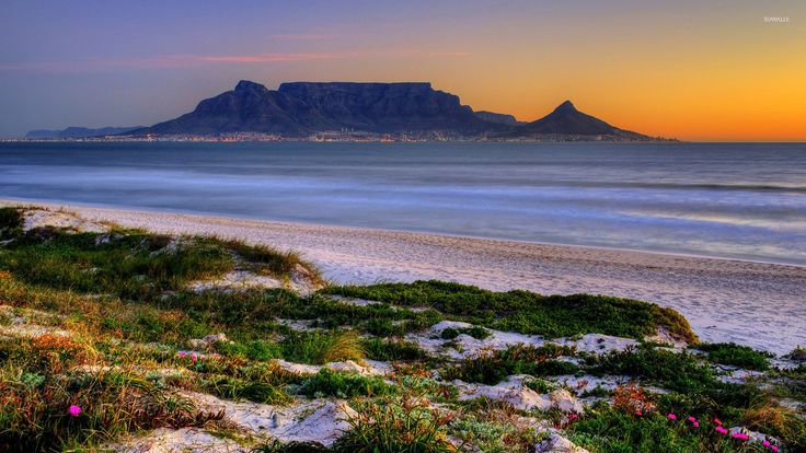 Cape Town Sunset Wallpaper Phone ~ Jllsly