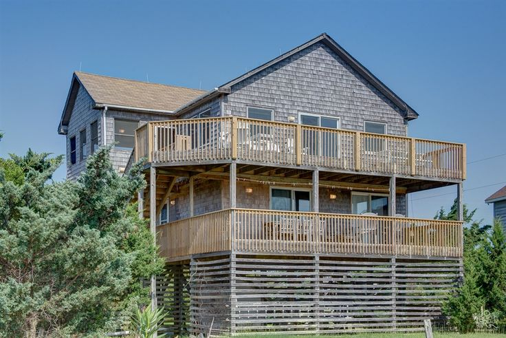 Tern To the Sea 919 is a 4 bedroom, 3 bathroom Semi Oceanfront vacation rental in Salvo, NC. See photos, amenities, rates, availability and more details to book today!