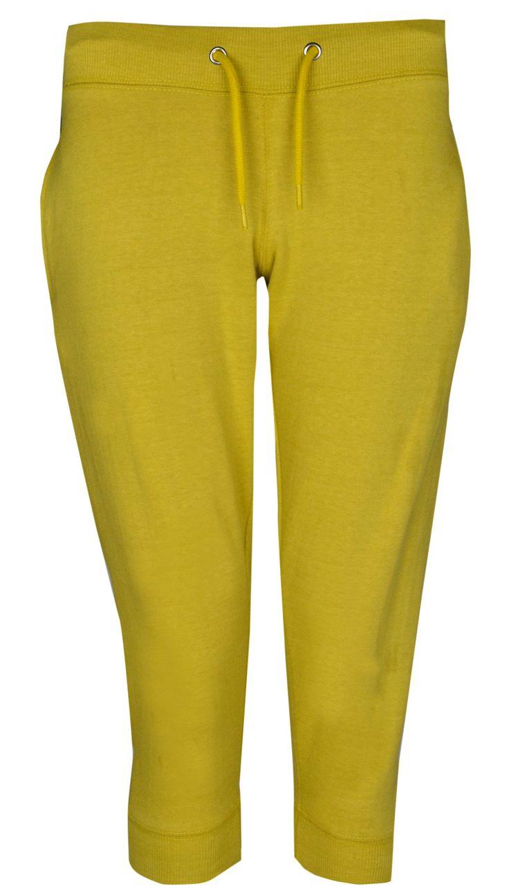 Womens 3/4 Shorts Capri Trousers: Amazon.co.uk: Clothing
