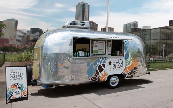 Evobean Coffee Denver Funky Fresh Airstream Conversion