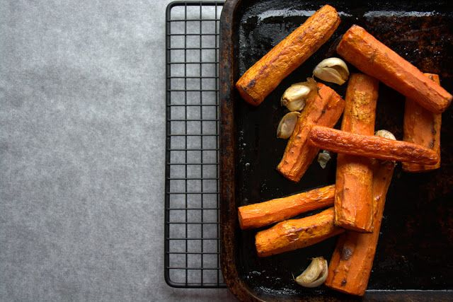 Roasted Carrot Dip 2 Ways #healthy #partyfood #yeg #yegfood