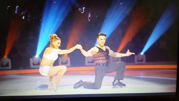 Ray Quinn Dancing on Ice week 3