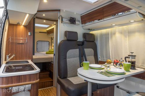 MEDIUM 2 BERTH. Explore Scotland in Style. Campervan and Motorhome Hire Scotland. Call 0131 653 5023 today to book. Roseisle Luxury Campervan Hire.