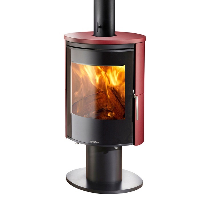 15 Best images about Wood stoves on Pinterest  Shops  -> Kaminofen Modern Drehbar