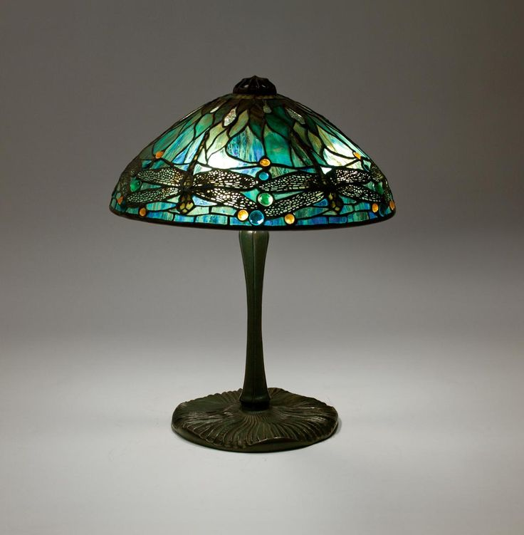 TIffany Studios Lamps Images On