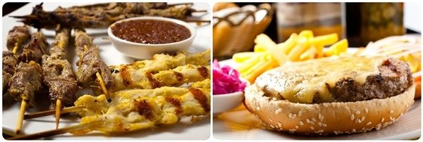 Choose from popular Asian, Arabic, Continental and Indian dishes everyday between 11:30 am and 12:30 am for a late lunch or perhaps even an early dinner for 45 dhs! http://roho.it/rtygs