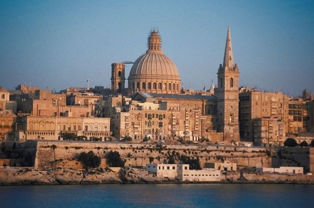La hermosa isla de Malta