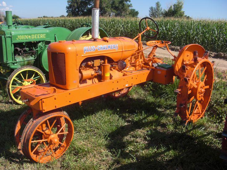 allis chalmers tractors   1939 Allis-Chalmers Tractor