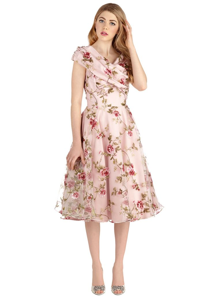 Belle at the Reception Dress | Mod Retro Vintage Dresses | ModCloth.com