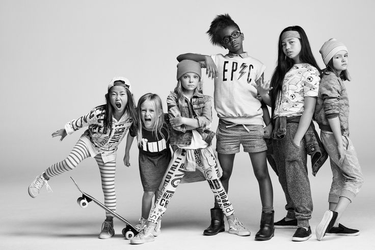 ELLEN DEGENERES is teaming up with Gap to create a children's collection. The offering, called GapKids x ED, is supported by a social movement encouraging young girls to embrace and celebrate their individuality, and to find their own voice - something DeGeneres, who also has her own clothing and lifestyle brand, ED, has long been an advocate of.