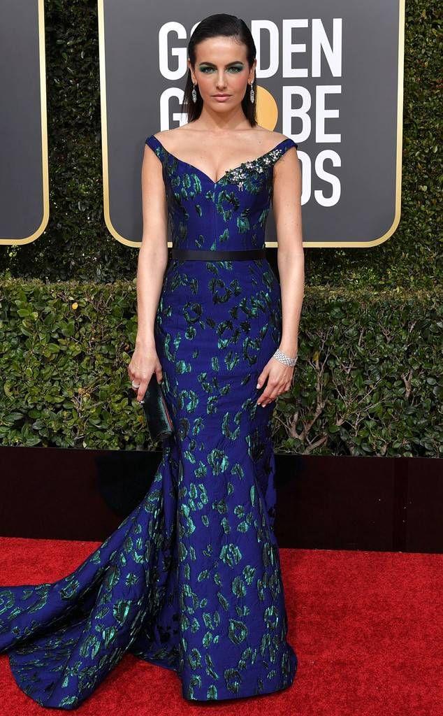 Camilla Belle Golden Globes Globes 2019 Golden Globes Best Dressed Best Dressed 2019 Red Ca Red Carpet Fashion Award Show Dresses Golden Globes Red Carpet