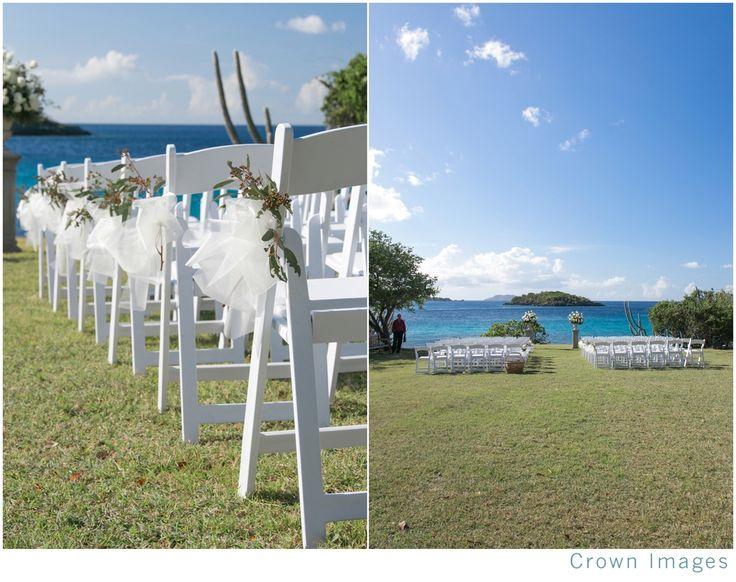 Gorgeous Ceremony Setup The Caneel Bay Wedding Of Jasmine And Paul 111013 Caneelbay Resort St John USVI