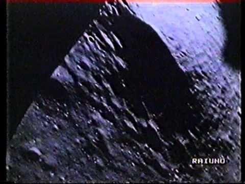Lo Sbarco Sulla Luna programma Apollo Raro documentario della Rai - YouTube