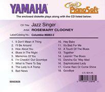 Rosemary Clooney - Jazz Singer - Smart PianoSoft