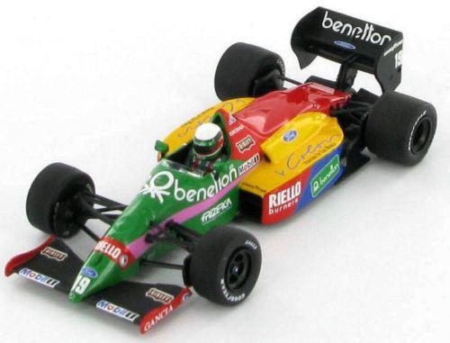 Benetton-Ford-B187-Teo-Fabi-1987-1-43
