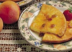 peach pancakes: Breakfast Ideas, Baking Peaches, Pancakes Pies, Pancakes Baking, Breakfast Food, Peaches Pancakes, Breakfast Recipes, Fun Ovens, Ovens Pancakes