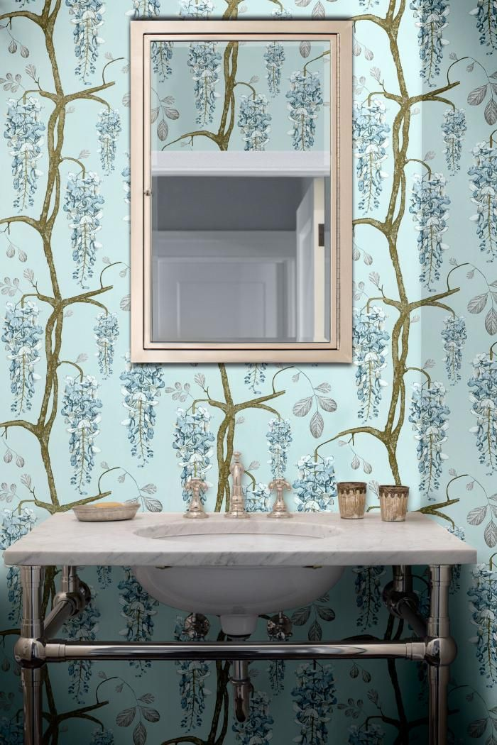 How To Pick The Perfect Wallpaper