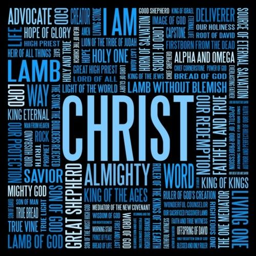 Christ is... and infinitely more! <3