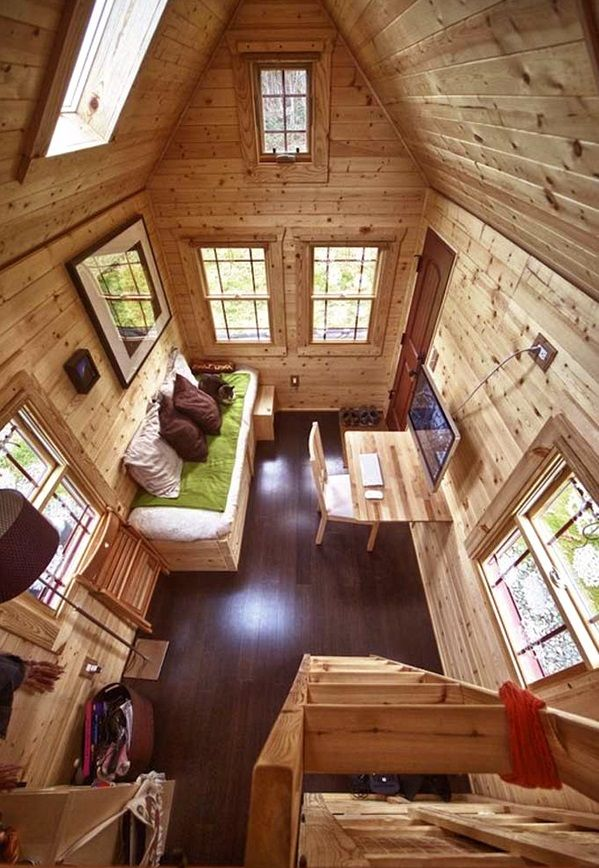 Best Tiny Houses Coolest Tiny Homes On Wheels Micro House INITIAL