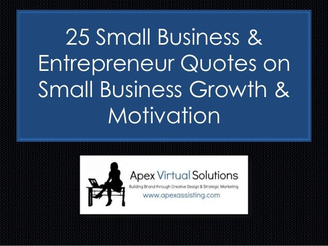 Business and entrepreneur