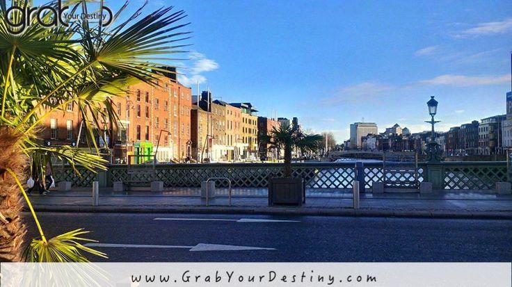 We LOVE Dublin and GUINNESS! #Travel #GrabYourDestiny #Guinness #JasonAndMichelleRanaldi #Dublin #Ireland #FamilyVacation www.GrabYourDestiny.com