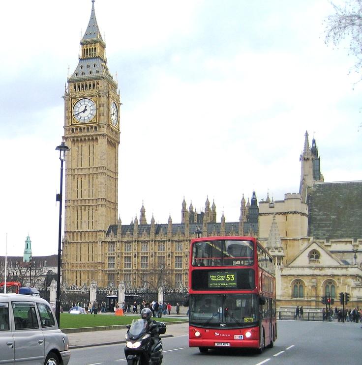 Londres, Big Ben, dicas para planejar a primeira viagem a Londres no Blog planningmytravels.com