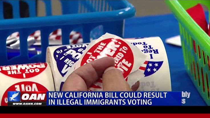 California Allows Non-Citizens to Vote, Which is Illegal, So Every California Vote should be Disqualified.  Gov JERRY BROWN what you did in 2015 is AGAINST THE FEDERAL LAW, you should be in prison for this nonsense!