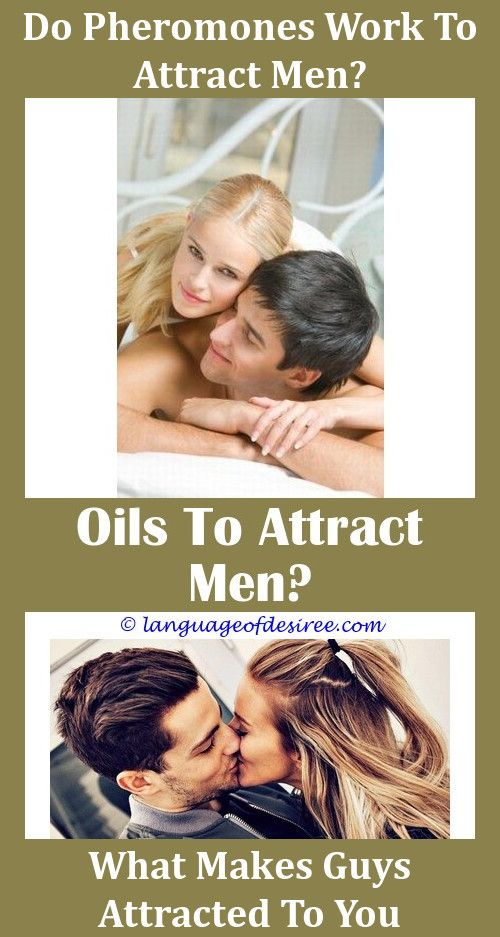 Ovulation pheromones attract men