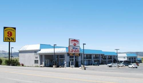 National 9 Mount Nebo Nephi (Utah) This Nephi, Utah motel is located near Mount Nebo in the Uinta National Forest. The motel offers a heated outdoor pool, free continental breakfast and free Wi-Fi.  National 9 Mount Nebo provides easy access to recreational activities.