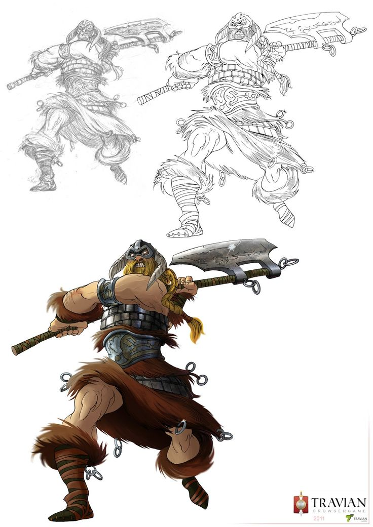 Character Design Masterclass Book : Best viking art images on pinterest character design