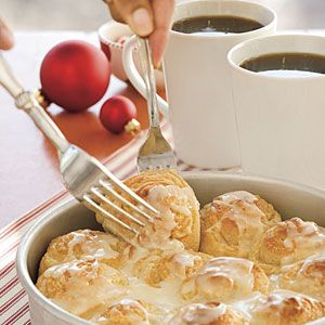 Quick & Easy Breads | Easy Orange Rolls | SouthernLiving.com