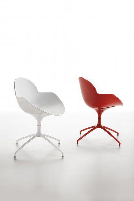 Die besten 25+ Plastic chair design Ideen auf Pinterest - designer drehstuhl plusch