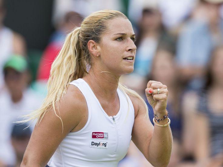 Dominaka to play Ana Konjuh in 3rd round Wimbledon