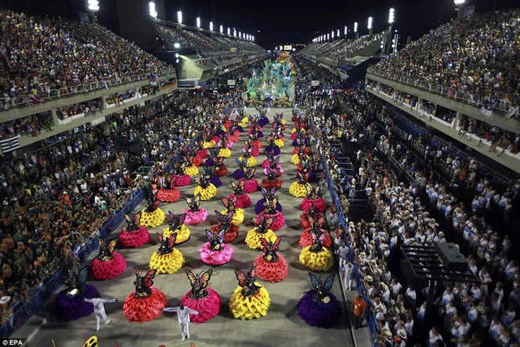 Brazil Carnival 2015