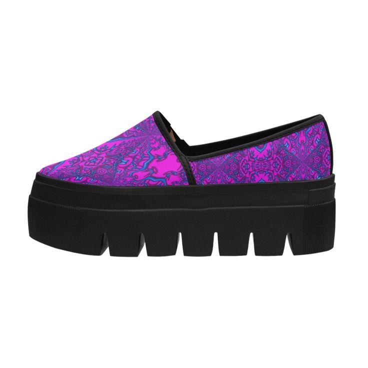shoes bu Annabellerockz-776y Selene Deep Mouth Women Shoes (Model 311)