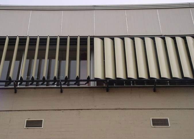 NEW aluminium roller shutter slat/modern windows louver/polyurethane foam filled slats