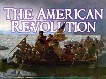 This is an incredible visually-engaging PowerPoint lesson on major battles of the American Revolution. It includes great pictures for each major battle and event along with easy to follow notes and state standards based content. This is a wonderful resource for any US History classroom!