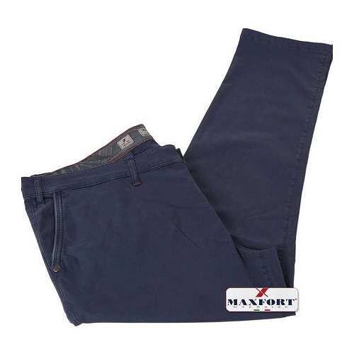 Prezzi e Sconti: #Maxfort pantalone vita bassa taglie forti  ad Euro 110.00 in #Maxfort #Pantaloni uomo