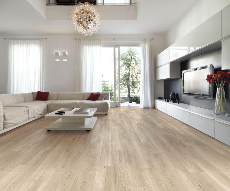 Allure Plus - Easton Oak White