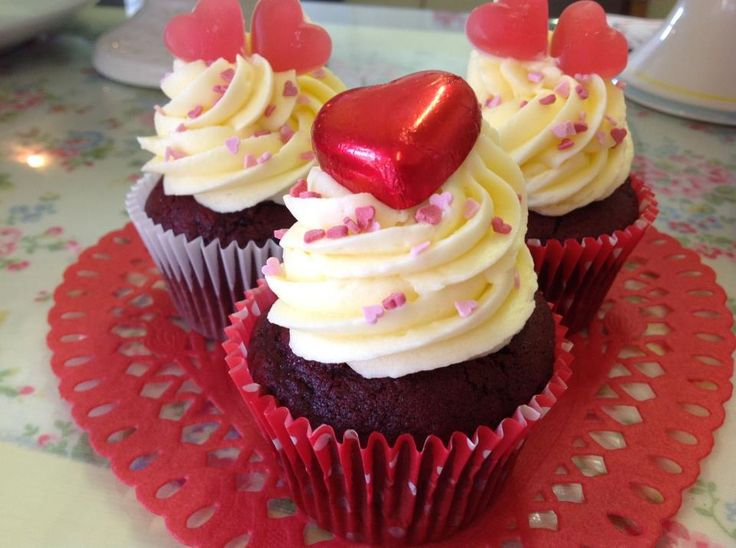 Special Edition Valentines Cupcakes!