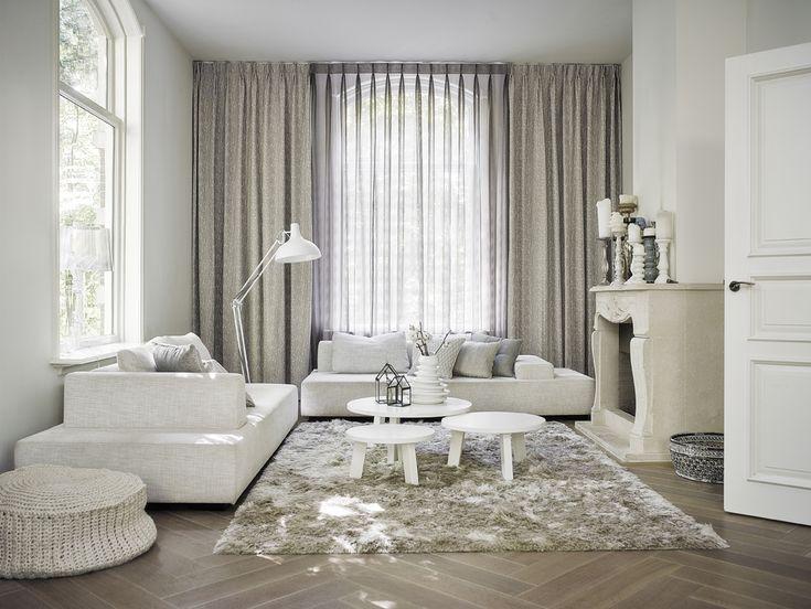 gordijnen meubelstoffen stoffen interieur decoratie