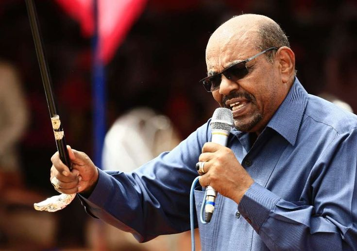 SUDAN:  Sudan imposes state of emergency in two states - December 30, 2017.  Sudanese President Omar al-Bashir, seen here in September, 2017, issued a decree announcing the state of emergency in North Kordofan and Kasala