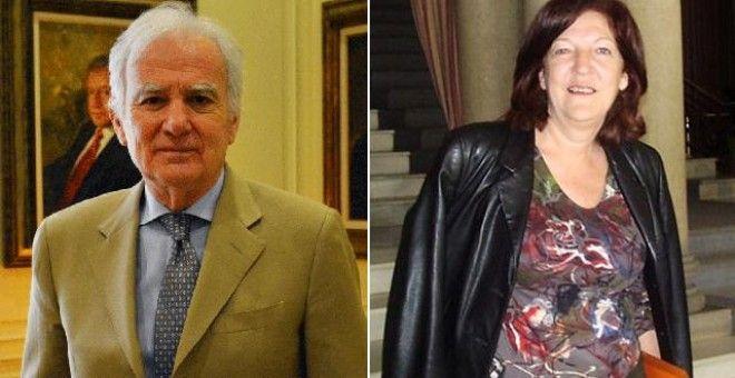 El Parlamento gallego propone a José Manuel Sieira y Teresa Conde-Pumpido para el Constitucional